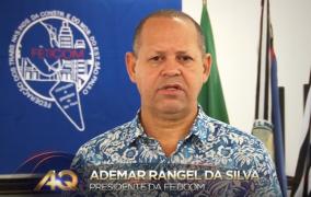 Presidente do SITICECOM fala sobre cenário político