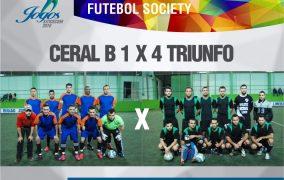 Respescagem Futebol Society – 1ª fase – 30/06