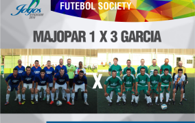 2ª Fase Oitavas de Final Futebol Society – 23/07