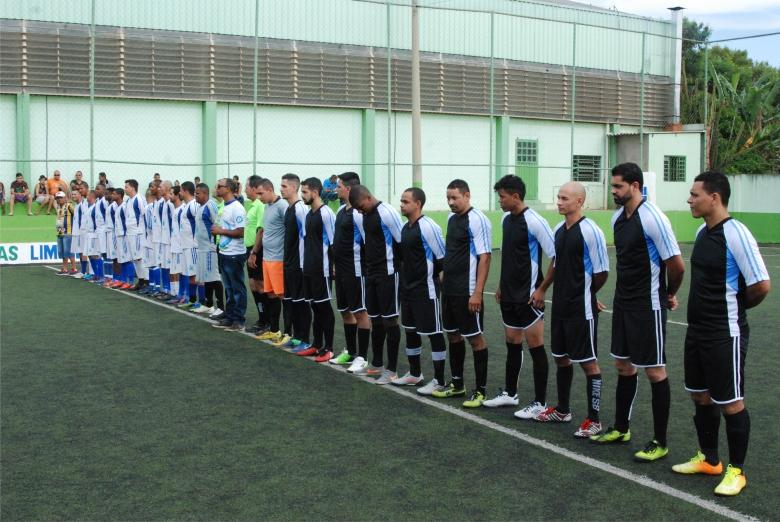 Jogos Interfábricas Futebol 08/04