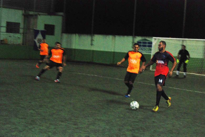 Interfábricas Futebol 10/05