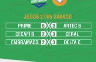 Interfábricas Futebol 27/05