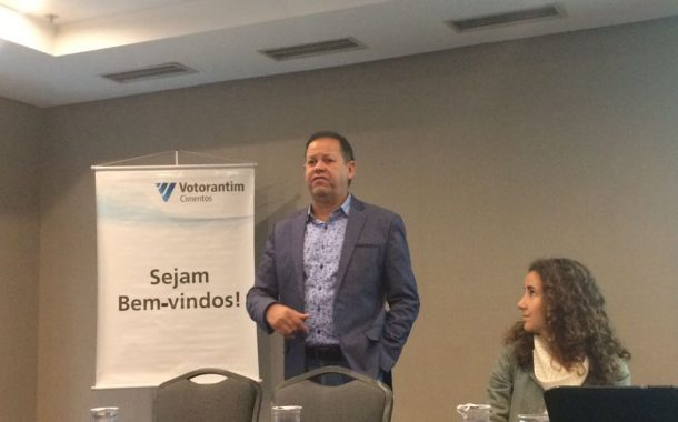 Reforma trabalhista em pauta: Presidente Rangel palestra em evento do Grupo Votorantim