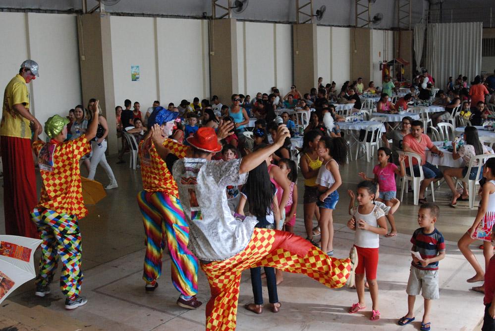 Festa das Crianças reuniu mais de 1500 pessoas