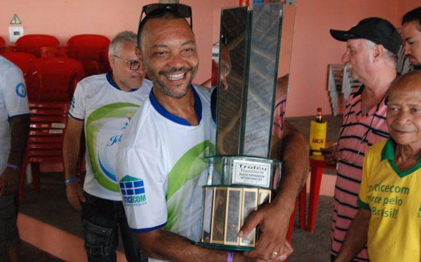Jogos da Federação da FETICOM em Mongagua