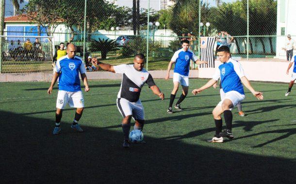 Futebol encerra 1ª fase das oitavas