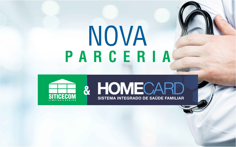 Parcerias Siticecom & Homecard