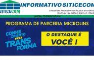 Siticecom  e Microlins Cordeirópolis