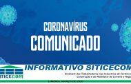 COMUNICADO SITICECOM - COVID-19