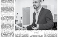 Siticecom recebe moção de aplausos por INSS Digital