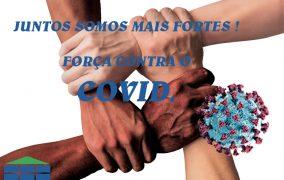 Força Contra o COVID.